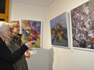 Christiane Mistele und Karin Gerster